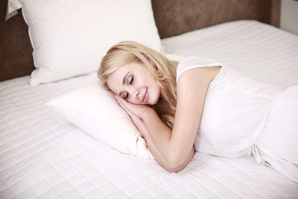 Schlafmangel macht krank und dick