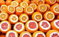 Grapefruit zum Abnehmen