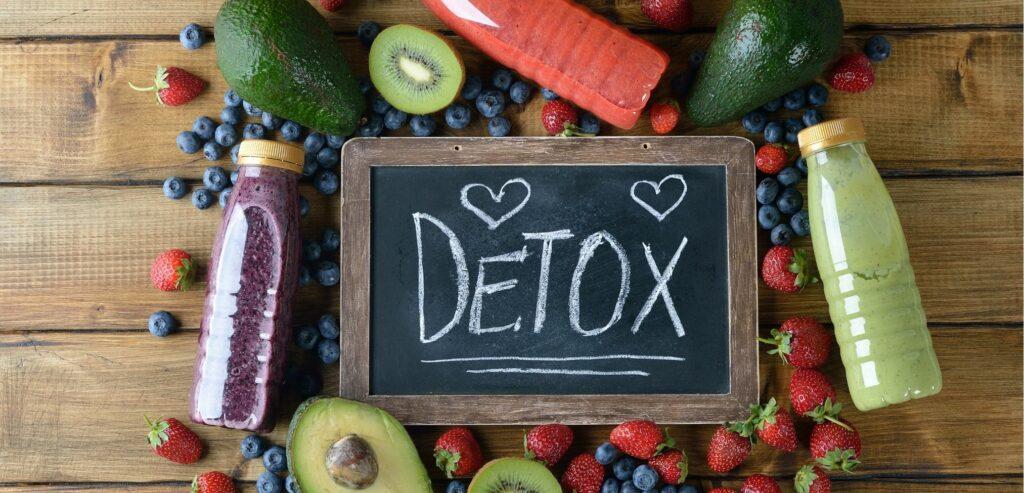 Detoxen und abnehmen leicht gemacht