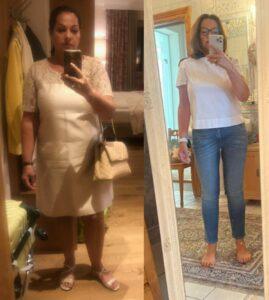 23 Kilo mit HCG abgenommen